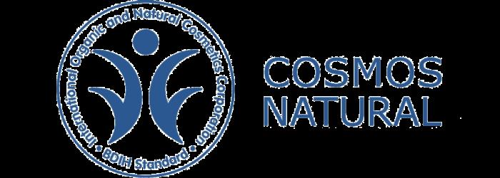 Сертификат органической косметики BDIH / Cosmos natural