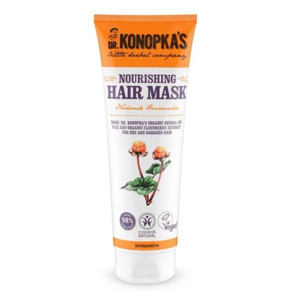 Маска для волос Питательная DR.KONOPKA'S