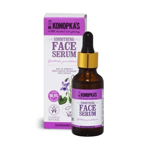 Сыворотка для лица Разглаживающая DR.KONOPKA'S