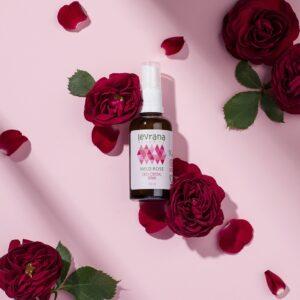 Дезодорант Дикая роза LEVRANA