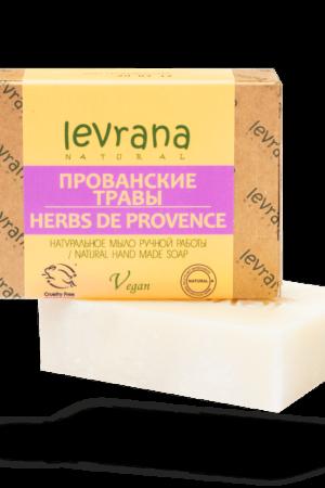 Натуральное мыло Прованские травы LEVRANA