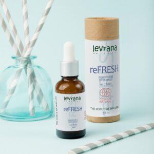 Регенерирующая сыворотка для лица Refresh LEVRANA