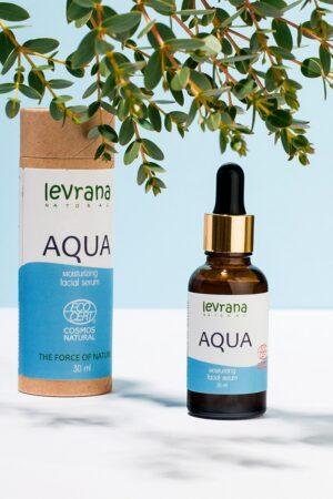 Сыворотка для лица Aqua LEVRANA