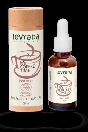 Сыворотка для лица It`s coffee time LEVRANA