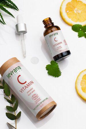 Сыворотка для лица Витамин C LEVRANA