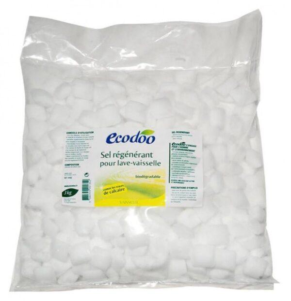 Соль для посудомоечной машины ECODOO