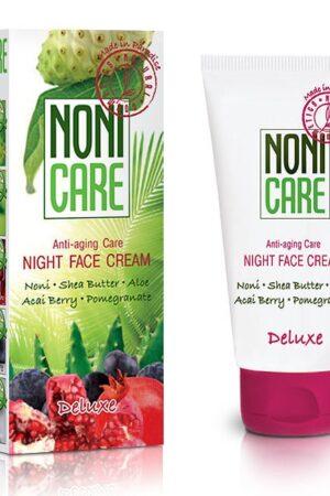 Крем для лица ночной Deluxe омолаживающий NONICARE