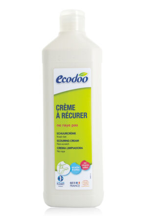 Кремообразное чистящее средство ECODOO