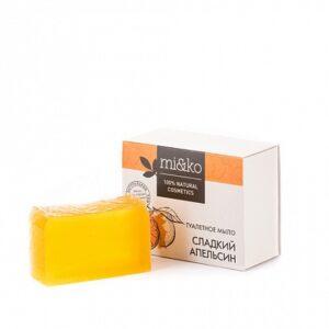 Мыло Сладкий апельсин MIKO