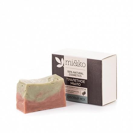 Мыло туалетное Дубовый мох MIKO