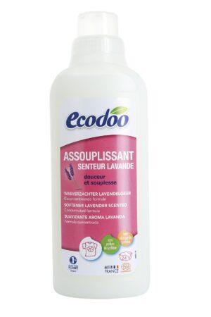 Кондиционер для белья с ароматом лаванды ECODOO, 750мл