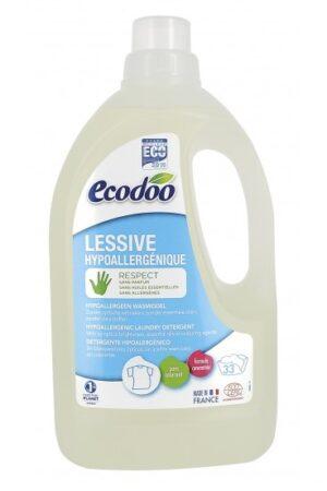 Средство для стирки белья Гипоаллергенное ECODOO, 1.5 л
