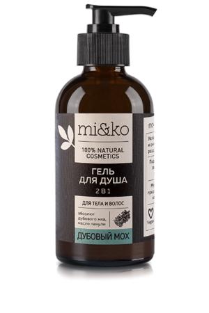 gel dlya dusha dubovyi mokh new 2 300x450 - Quercus Robur Extract