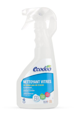 Спрей для очистки стекол с эвкалиптовым маслом ECODOO