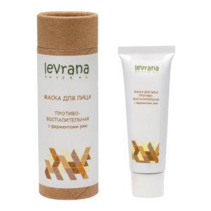 Maska dlya litsa Protivovospalitelnaya s organicheskimi fermentami rzhi 300x300 - Lactobacillus/Rye Flour Ferment