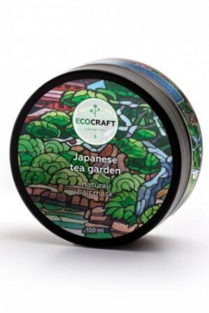Маска для увлажнения волос Японский чайный сад ECOCRAFT