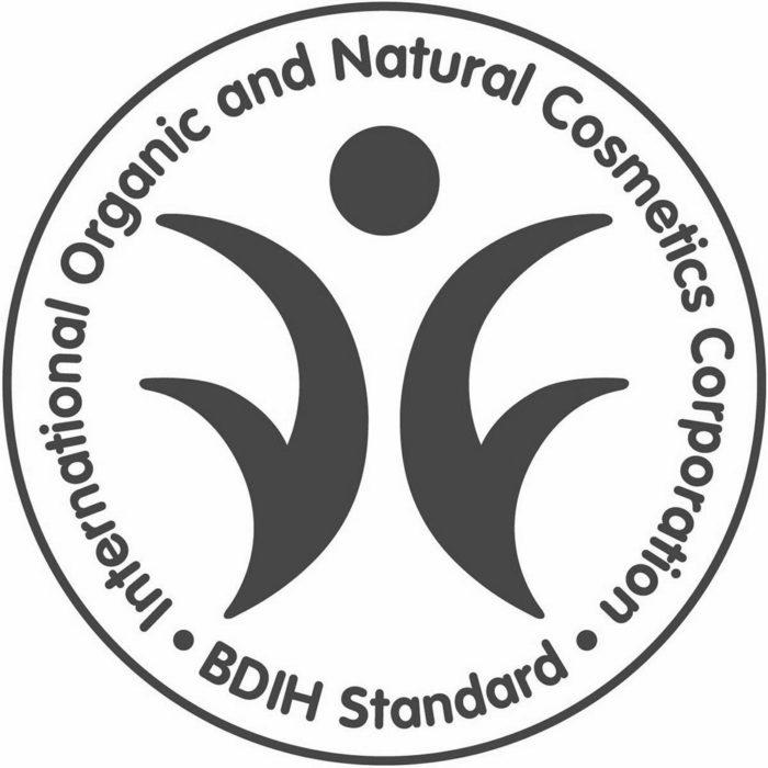 Сертификат органической косметики BDIH