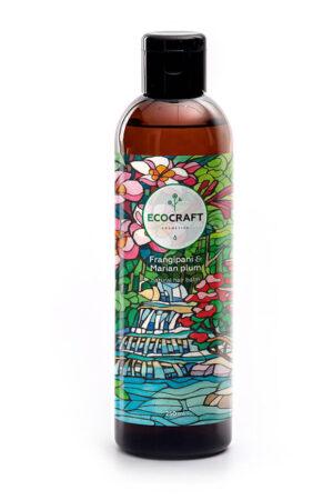 Бальзам для восстановления волос Франжипани и марианская слива ECOCRAFT(годендо 15.10.2021)