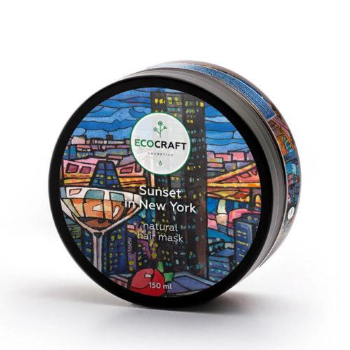 Маска для блеска волос Закат в Нью-Йорке ECOCRAFT