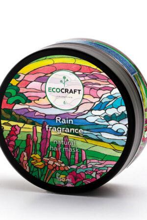 Маска для восстановления волос Аромат дождя ECOCRAFT