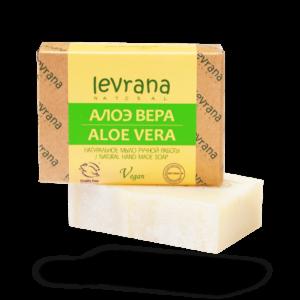Натуральное мыло Алоэ LEVRANA