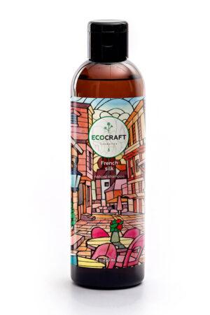 Шампунь для сухих волос Французский шелк ECOCRAFT