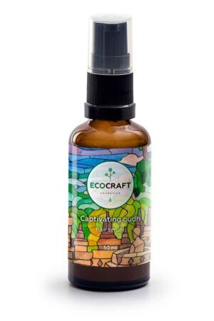 Сыворотка для для блеска и гладкости волос Пленительный уд ECOCRAFT