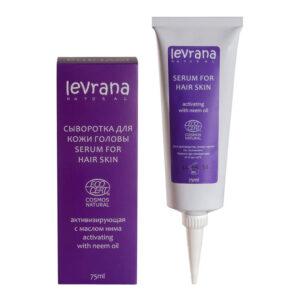Сыворотка для кожи головы Активизирующая LEVRANA
