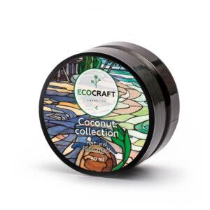 Маска для лица Кокосовая коллекция ECOCRAFT