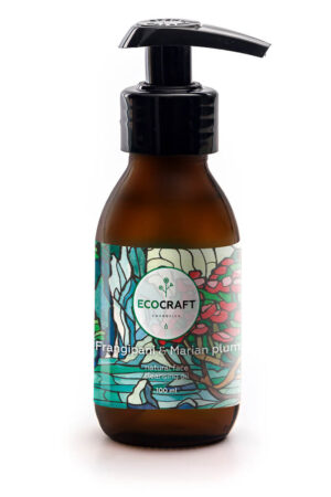 Масло гидрофильное для зрелой кожи Франжипани и марианская слива ECOCRAFT (годен до 01.09.21)