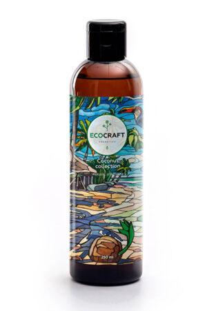 Шампунь для волос Кокосовая коллекция ECOCRAFT
