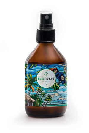 Спрей для волос Кокосовая коллекция ECOCRAFT