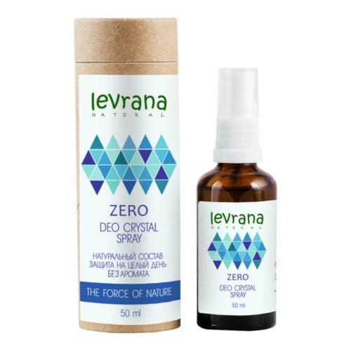 Дезодорант Zero без запаха LEVRANA