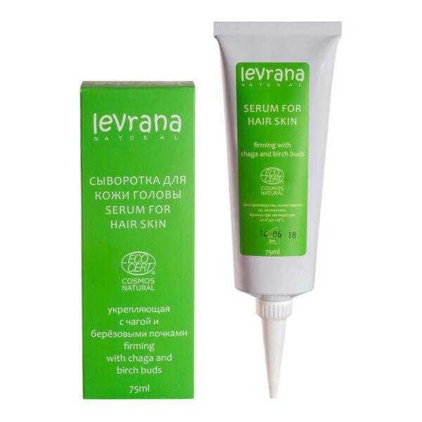 Сыворотка для кожи головы Укрепляющая LEVRANA