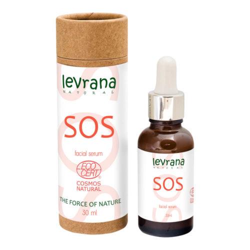 Сыворотка для лица SOS LEVRANA