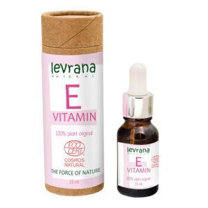 Сыворотка для лица Витамин E LEVRANA