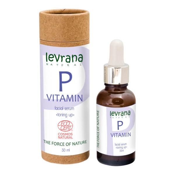 Сыворотка для лица Витамин P LEVRANA
