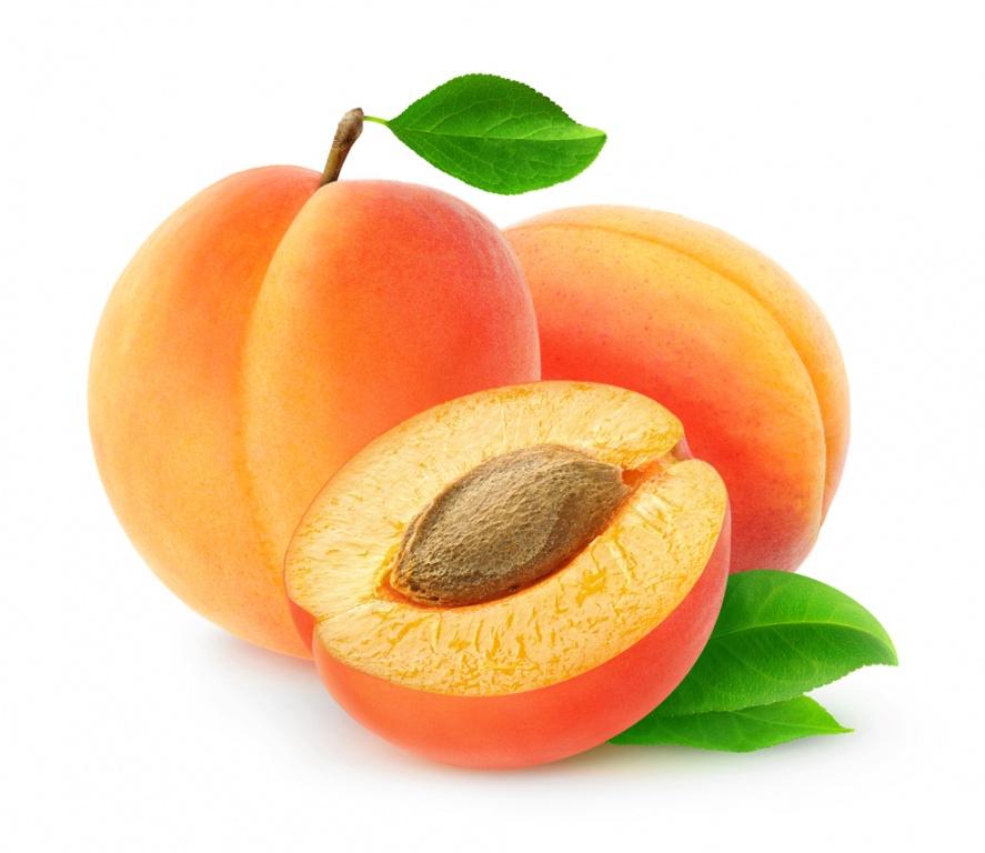 картинка абрикоса на белом фоне эти макияж, маникюр