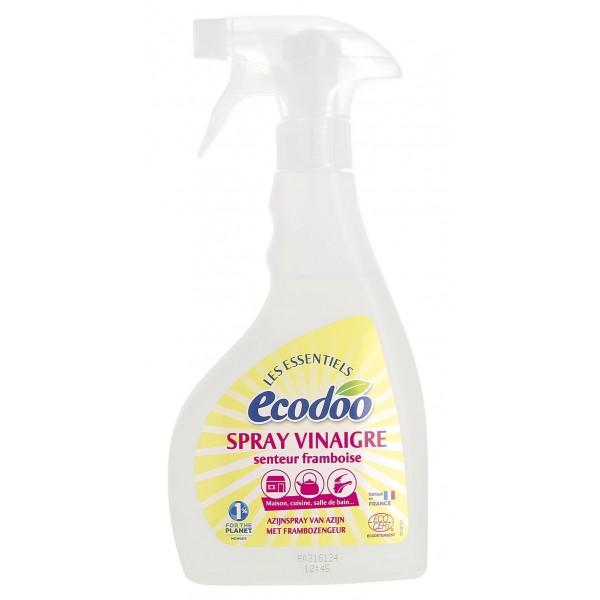 Хозяйственный уксус с ароматом малины ECODOO