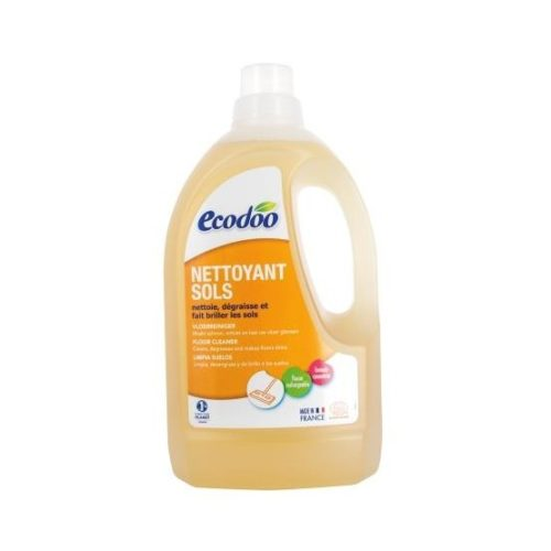 Средство для мытья пола с органическими маслами живицы