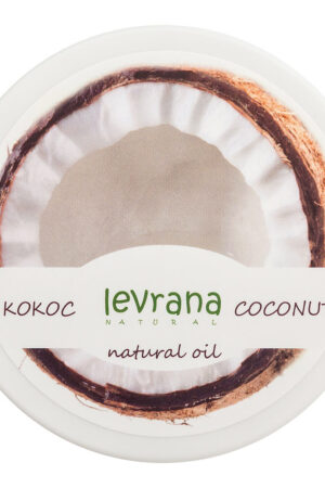 Кокосовое масло LEVRANA