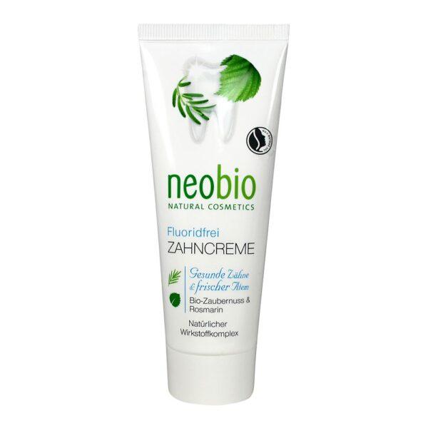 Зубная паста без фтора NEOBIO