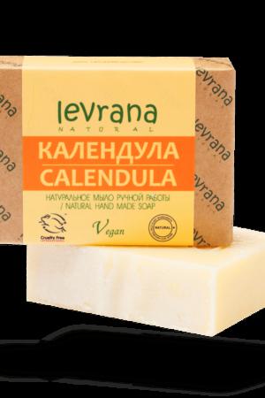 Натуральное мыло Календула LEVRANA