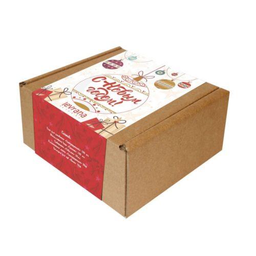Подарочный набор «Подарок от Деда Мороза» LEVRANA
