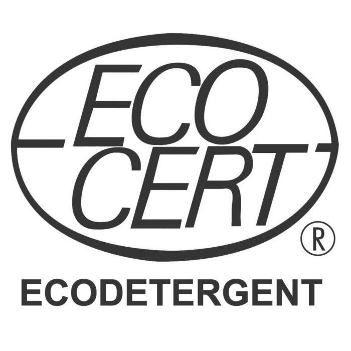Сертификат органической косметики Ecocert Ecodetergent