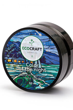 Маска гидрогелевая для лица Цвет ночи ECOCRAFT