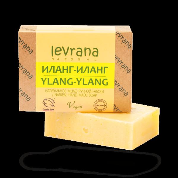Натуральное мыло Иланг-иланг LEVRANA