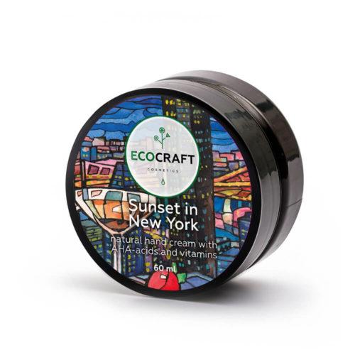 Крем для рук Закат в Нью-Йорке ECOCRAFT