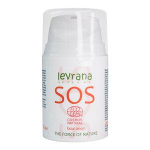 Крем для лица SOS LEVRANA