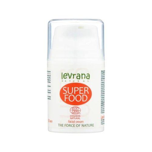 Крем для лица Super food LEVRANA